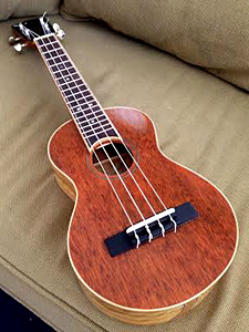 Myrtlewood with Redwood Top by Will Panich wilpanich@att.net USA
