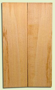 """SSUSB11307 - Sitka Spruce Soprano Ukulele Soundboard Set, Aged over 30 years, Excellent Medullary Rays, 1/4 Sawn Fine Grain Old Growth, Stiff, Excellent Tap Tone, Traditional Luthier Wood.  2 panels each .18"""" x 3.75"""" x 13"""" S1S"""