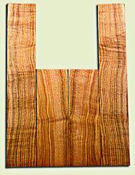 "BNUS11589 - Curly Butternut Concert size Ukulele Back and Side Set, Medium Figure, Excellent Color, Amazing Resonance and Bass Response, Unique Ukulele Tonewood.  2 panels each  .18"" x 4"" x 13"" and 2 panels each .18"" x 3.75"" x 22""  S1S"