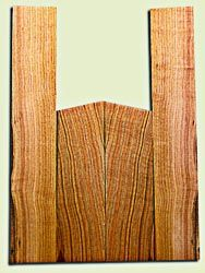 "BNUS11593 - Curly Butternut Concert size Ukulele Back and Side Set, Medium Figure, Excellent Color, Amazing Resonance and Bass Response, Unique Ukulele Tonewood.  2 panels each  .18"" x 4"" x 13"" and 2 panels each .18"" x 3.75"" x 22""  S1S"