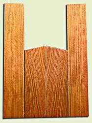 "BNUS11594 - Curly Butternut Concert size Ukulele Back and Side Set, Medium Figure, Excellent Color, Amazing Resonance and Bass Response, Unique Ukulele Tonewood.  2 panels each  .18"" x 4"" x 13"" and 2 panels each .18"" x 3.75"" x 22""  S1S"