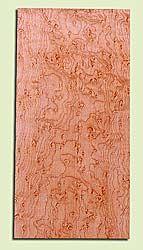 "MAUHS15023 - Birdseye Rock Maple, Ukulele Headstock Plate, Very good Birdseye, Adds Pazzazz, Multiples Available,  each 0.15"" x 4"" X 8"""