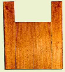 "RCUS31040 - Western Redcedar, Tenor Ukulele Back & Side Set, Med. to Fine Grain Salvaged Old Growth, Excellent Color, Great Ukulele Wood, 2 panels each 0.18"" x 5.75"" X 15.5"", S2S, and 2 panels each 0.18"" x 3.5"" X 22"", S2S"