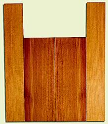 "RCUS31050 - Western Redcedar, Tenor Ukulele Back & Side Set, Med. to Fine Grain Salvaged Old Growth, Excellent Color, Great Ukulele Wood, 2 panels each 0.18"" x 5.75"" X 16"", S2S, and 2 panels each 0.18"" x 3.5"" X 22"", S2S"