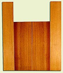 "RCUS31051 - Western Redcedar, Tenor Ukulele Back & Side Set, Med. to Fine Grain Salvaged Old Growth, Excellent Color, Great Ukulele Wood, 2 panels each 0.18"" x 5.75"" X 16"", S2S, and 2 panels each 0.18"" x 3.5"" X 22"", S2S"
