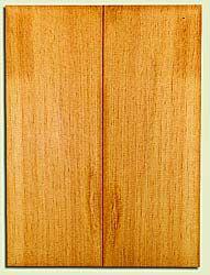 "DFUSB32262 - Douglas Fir, Tenor or Baritone Ukulele Soundboard Set, Med. to Fine Grain, Excellent Color, Highly ResonantUkulele Wood, 2 panels each 0.17"" x 5.75"" X 16"", S1S"