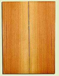 "DFUSB32273 - Douglas Fir, Tenor or Baritone Ukulele Soundboard Set, Med. to Fine Grain, Excellent Color, Highly ResonantUkulele Wood, 2 panels each 0.17"" x 5.75"" X 16"", S1S"