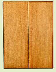 "DFUSB32278 - Douglas Fir, Tenor or Baritone Ukulele Soundboard Set, Med. to Fine Grain, Excellent Color, Highly ResonantUkulele Wood, 2 panels each 0.17"" x 5.75"" X 16"", S1S"