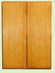 "DFUSB32283 - Douglas Fir, Tenor or Baritone Ukulele Soundboard Set, Med. to Fine Grain, Excellent Color, Highly ResonantUkulele Wood, 2 panels each 0.17"" x 5.75"" X 16"", S1S"