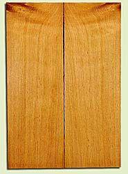"DFUSB32285 - Douglas Fir, Tenor or Baritone Ukulele Soundboard Set, Med. to Fine Grain, Excellent Color, Highly ResonantUkulele Wood, 2 panels each 0.17"" x 5.375"" X 16"", S1S"