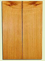 "DFUSB32286 - Douglas Fir, Tenor or Baritone Ukulele Soundboard Set, Med. to Fine Grain, Excellent Color, Highly ResonantUkulele Wood, 2 panels each 0.17"" x 5.375"" X 16"", S1S"