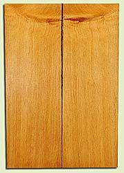 "DFUSB32287 - Douglas Fir, Tenor or Baritone Ukulele Soundboard Set, Med. to Fine Grain, Excellent Color, Highly ResonantUkulele Wood, 2 panels each 0.17"" x 5.375"" X 16"", S1S"