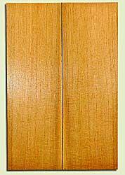 "DFUSB32290 - Douglas Fir, Tenor or Baritone Ukulele Soundboard Set, Med. to Fine Grain, Excellent Color, Highly ResonantUkulele Wood, 2 panels each 0.17"" x 5.375"" X 16"", S1S"