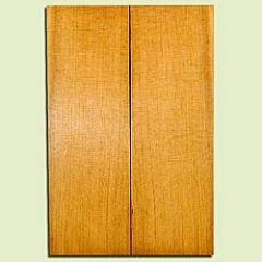 "DFUSB32291 - Douglas Fir, Tenor or Baritone Ukulele Soundboard Set, Med. to Fine Grain, Excellent Color, Highly ResonantUkulele Wood, 2 panels each 0.17"" x 5.375"" X 16"", S1S"
