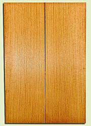 "DFUSB32294 - Douglas Fir, Tenor or Baritone Ukulele Soundboard Set, Med. to Fine Grain, Excellent Color, Highly ResonantUkulele Wood, 2 panels each 0.17"" x 5.375"" X 16"", S1S"
