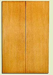 "DFUSB32297 - Douglas Fir, Tenor or Baritone Ukulele Soundboard Set, Med. to Fine Grain, Excellent Color, Highly ResonantUkulele Wood, 2 panels each 0.17"" x 5.375"" X 16"", S1S"