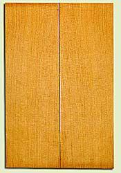 "DFUSB32298 - Douglas Fir, Tenor or Baritone Ukulele Soundboard Set, Med. to Fine Grain, Excellent Color, Highly ResonantUkulele Wood, 2 panels each 0.17"" x 5.375"" X 16"", S1S"