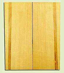 "YCUSB32329 - Alaska Yellow Cedar, Tenor Ukulele Soundboard, Med. to Fine Grain, Excellent Color, Highly ResonantUkulele Wood, 2 panels each 0.17"" x 6"" X 14.625"", S1S"