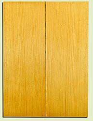 "YCUSB32335 - Alaska Yellow Cedar, Tenor or Baritone Ukulele Soundboard, Med. to Fine Grain, Excellent Color, Highly ResonantUkulele Wood, 2 panels each 0.17"" x 6"" X 16"", S1S"