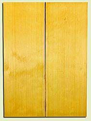 "YCUSB32343 - Alaska Yellow Cedar, Tenor or Baritone Ukulele Soundboard, Med. to Fine Grain, Excellent Color, Highly ResonantUkulele Wood, 2 panels each 0.17"" x 6"" X 16"", S1S"