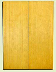 "YCUSB32350 - Alaska Yellow Cedar, Tenor or Baritone Ukulele Soundboard, Med. to Fine Grain, Excellent Color, Highly ResonantUkulele Wood, 2 panels each 0.17"" x 6"" X 16"", S1S"