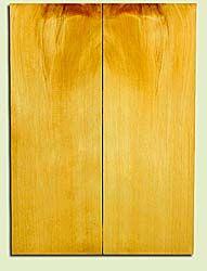 "YCUSB32353 - Alaska Yellow Cedar, Tenor or Baritone Ukulele Soundboard, Med. to Fine Grain, Excellent Color, Highly ResonantUkulele Wood, 2 panels each 0.17"" x 6"" X 16"", S1S"