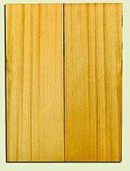 "YCUSB32354 - Alaska Yellow Cedar, Tenor or Baritone Ukulele Soundboard, Med. to Fine Grain, Excellent Color, Highly ResonantUkulele Wood, 2 panels each 0.17"" x 6"" X 16"", S1S"