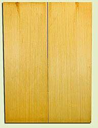"YCUSB32358 - Alaska Yellow Cedar, Tenor or Baritone Ukulele Soundboard, Med. to Fine Grain, Excellent Color, Highly ResonantUkulele Wood, 2 panels each 0.17"" x 6"" X 16"", S1S"