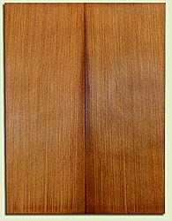 "RCUSB32405 - Western Redcedar, Tenor or Baritone Ukulele Soundboard, Med. to Fine Grain, Excellent Color, Highly ResonantUkulele Tonewood, 2 panels each 0.17"" x 6"" X 16"", S1S"