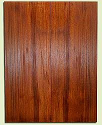 "RCUSB32408 - Western Redcedar, Tenor or Baritone Ukulele Soundboard, Med. to Fine Grain, Excellent Color, Highly Resonant Ukulele Tonewood, 2 panels each 0.17"" x 6"" X 16"", S1S"