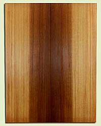 "RCUSB32415 - Western Redcedar, Tenor or Baritone Ukulele Soundboard, Med. to Fine Grain, Excellent Color, Highly Resonant Ukulele Tonewood, 2 panels each 0.17"" x 6"" X 16"", S1S"