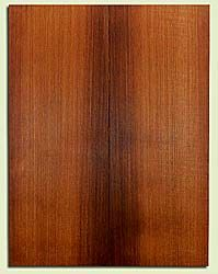 "RCUSB32428 - Western Redcedar, Tenor or Baritone Ukulele Soundboard, Med. to Fine Grain, Excellent Color, Highly Resonant Ukulele Tonewood, 2 panels each 0.17"" x 6"" X 16"", S1S"