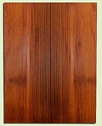 "RCUSB32430 - Western Redcedar, Tenor or Baritone Ukulele Soundboard, Med. to Fine Grain, Excellent Color, Highly Resonant Ukulele Tonewood, 2 panels each 0.17"" x 6"" X 16"", S1S"