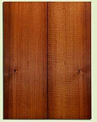 "RCUSB32432 - Western Redcedar, Tenor or Baritone Ukulele Soundboard, Med. to Fine Grain, Excellent Color, Highly Resonant Ukulele Tonewood, 2 panels each 0.17"" x 6"" X 16"", S1S"