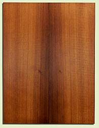 "RCUSB32433 - Western Redcedar, Tenor or Baritone Ukulele Soundboard, Med. to Fine Grain, Excellent Color, Highly Resonant Ukulele Tonewood, 2 panels each 0.17"" x 6"" X 16"", S1S"