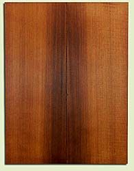 "RCUSB32434 - Western Redcedar, Tenor or Baritone Ukulele Soundboard, Med. to Fine Grain, Excellent Color, Highly Resonant Ukulele Tonewood, 2 panels each 0.17"" x 6"" X 16"", S1S"