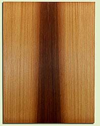 "RCUSB32435 - Western Redcedar, Tenor or Baritone Ukulele Soundboard, Med. to Fine Grain, Excellent Color, Highly Resonant Ukulele Tonewood, 2 panels each 0.17"" x 6"" X 16"", S1S"