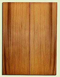 "RCUSB32442 - Western Redcedar, Tenor or Baritone Ukulele Soundboard, Med. to Fine Grain, Excellent Color, Highly Resonant Ukulele Tonewood, 2 panels each 0.17"" x 6"" X 16"", S1S"