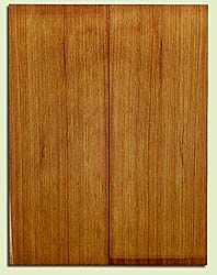 "RCUSB32446 - Western Redcedar, Tenor or Baritone Ukulele Soundboard, Med. to Fine Grain, Excellent Color, Highly Resonant Ukulele Tonewood, 2 panels each 0.17"" x 6"" X 16"", S1S"