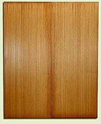 "RCUSB32457 - Western Redcedar, Tenor or Baritone Ukulele Soundboard, Med. to Fine Grain, Excellent Color, Highly ResonantUkulele Tonewood, 2 panels each 0.17"" x 6"" X 15.25"", S1S"