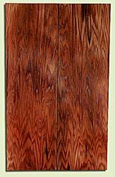 """RWUSB40307 - Redwood, Tenor Ukulele Soundboard, Very Fine Grain Salvaged Old Growth, Excellent Color, RareUkulele Wood, Recovered from wine tanks - Flat sawn, 2 panels each 0.165"""" x 4.875"""" X 15.75"""", S2S"""