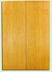 "SPUSB41237 - Sugar Pine, Tenor or Baritone Ukulele Soundboard, Fine Grain Salvaged Old Growth, Very Good Color, RareUkulele Wood, 2 panels each 0.17"" x 5.625"" X 16"", S2S"