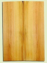 "SPUSB41253 - Sugar Pine, Tenor or Baritone Ukulele Soundboard, Fine Grain Salvaged Old Growth, Very Good Color, Rare Ukulele Wood, 2 panels each 0.17"" x 5.5"" X 16"", S2S"