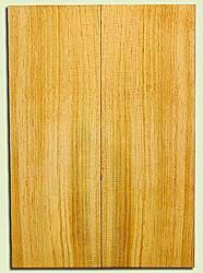 "SPUSB41256 - Sugar Pine, Tenor or Baritone Ukulele Soundboard, Fine Grain Salvaged Old Growth, Very Good Color, Rare Ukulele Wood, 2 panels each 0.17"" x 5.5"" X 15.875"", S2S"