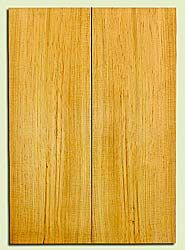 "SPUSB41257 - Sugar Pine, Tenor or Baritone Ukulele Soundboard, Fine Grain Salvaged Old Growth, Very Good Color, Rare Ukulele Wood, 2 panels each 0.17"" x 5.5"" X 15.875"", S2S"