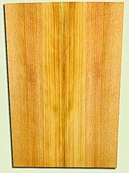 "SPUSB41264 - Sugar Pine, Tenor or Baritone Ukulele Soundboard, Fine Grain Salvaged Old Growth, Very Good Color, Rare Ukulele Wood, 2 panels each 0.17"" x 5.5"" X 16"", S2S"