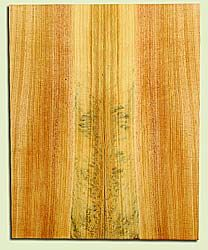 "SPUSB41267 - Sugar Pine, Tenor or Baritone Ukulele Soundboard, Fine Grain Salvaged Old Growth, Very Good Color, Rare Ukulele Wood, 2 panels each 0.17"" x 6.375"" X 15.625"", S2S"