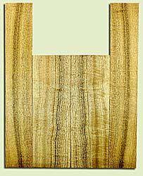 """MYUS41382 - Myrtlewood, Tenor Ukulele Back & Side Set, Med. to Fine Grain, Excellent Color& Curl, GreatUkulele Wood, 2 panels each 0.16"""" x 4.875"""" X 15"""", S2S, and 2 panels each 0.16"""" x 3.5"""" X 21.5"""", S2S"""