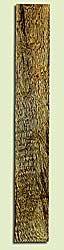 """MYFB42383 - Myrtlewood, Ukulele Fingerboard, Med. to Fine Grain, Excellent Color& Curl, PremiumUkulele Wood, Stablized Myrtle, 1 piece 0.3"""" x 2"""" X 14"""", S2S"""