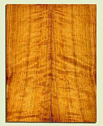 "CDUSB43414 - Port Orford Cedar, Tenor Ukulele Soundboard, Med. to Fine Grain Salvaged Old Growth, Excellent Color & Curl, Great Ukulele Wood, 2 panels each 0.17"" x 5.5"" X 14.625"", S2S"